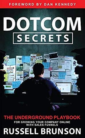 Free Dot Com Secrets Book by Russel Brun