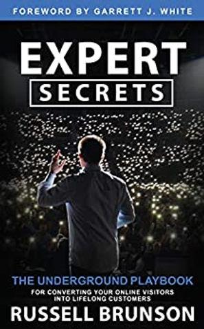 Free Expert Secrets Book by Russel Bruns