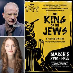 Dorka Kleinweiss King of the Jews