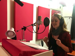 Recording Galileo