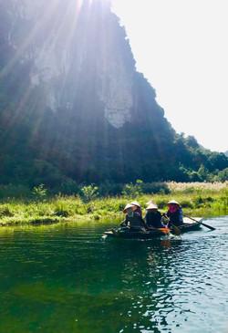 Tráng An, Ninh Binh, Vietnam