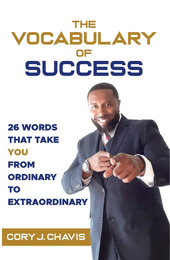 The Vocabulary of Success Front Cover.jp