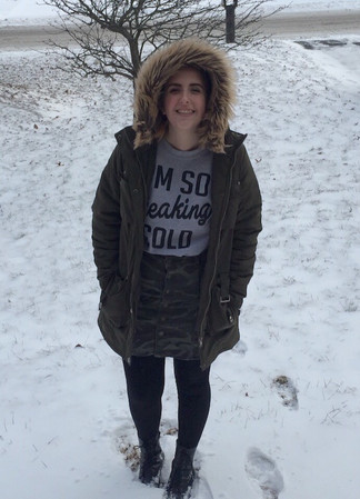 How I Style Outerwear: Winter Fashion