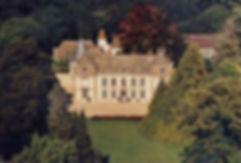 Vue aériale du Domaine du Petit Varennes