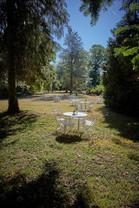 Jardin et espace cocktail