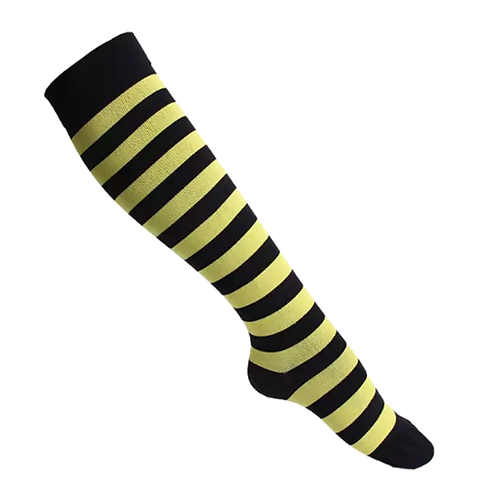 Black and Yellow Compression