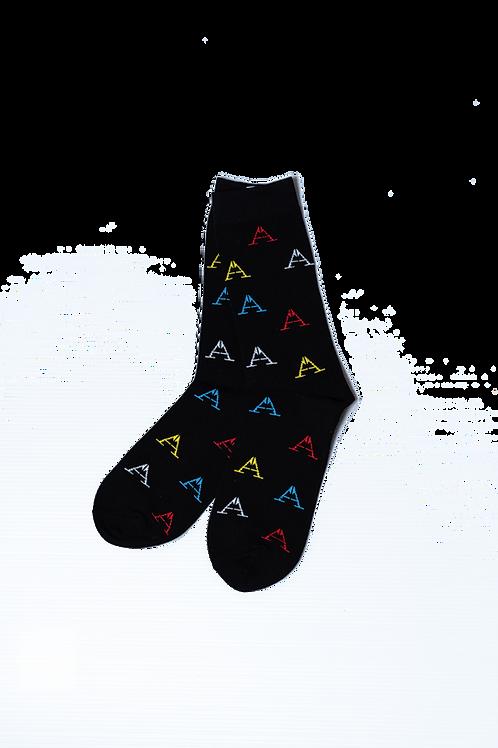 Black Ankle Art Logo
