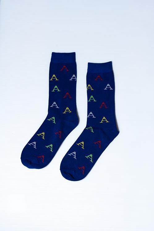Blue Ankle Art Logo