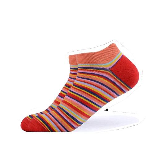 Multi Stripe Ankle