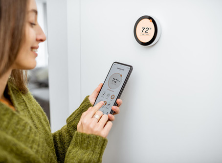 What makes a smart thermostat so smart?