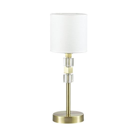 Интерьерная настольная лампа Pavia 4112/1T