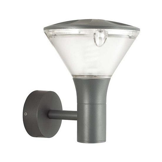 Настенный фонарь уличный Lenar 4046/1W