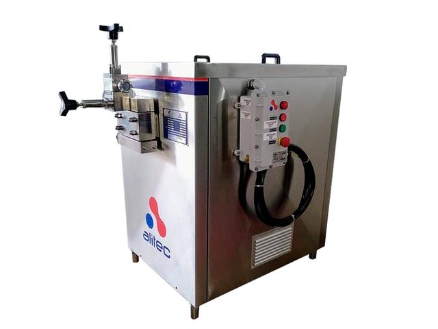Homogeneizador de Alta Pressão Modelo A500 A Prova de Explosão