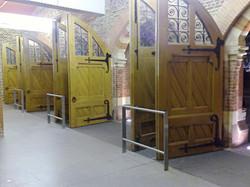 London St Pancras Door Hinges