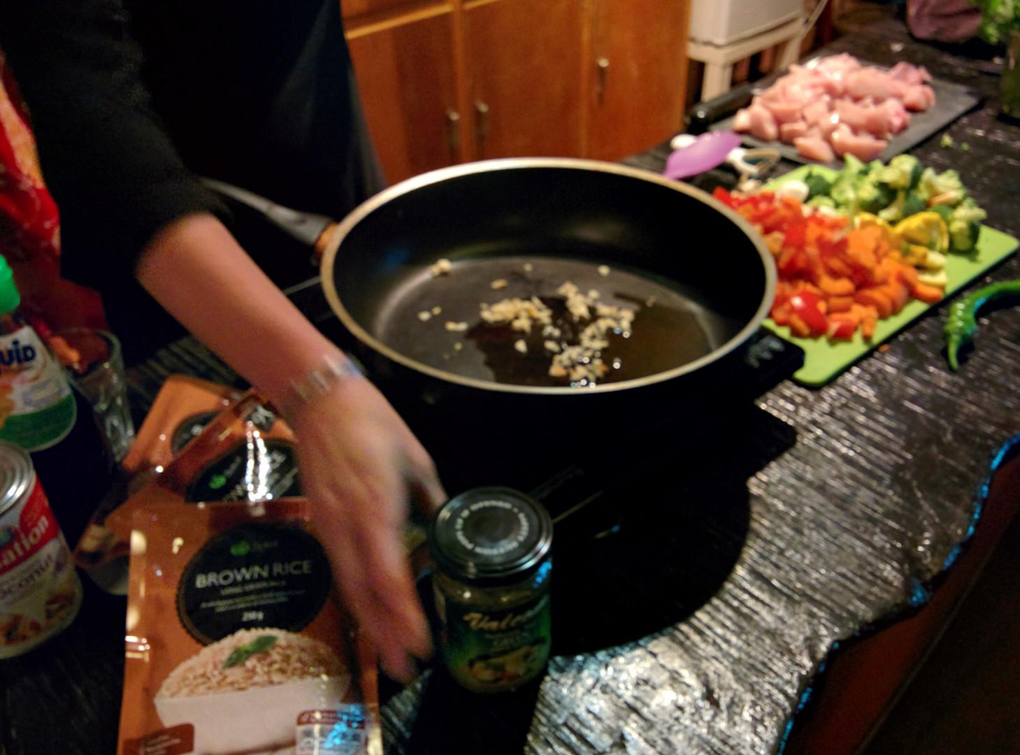 Healthy Cooking Demos