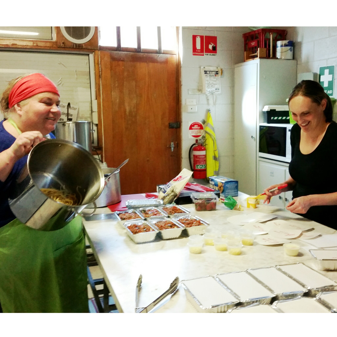 Meal prodction for the Community