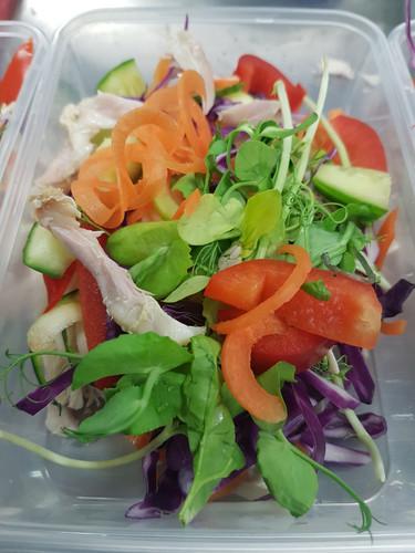 Sensational Salad!