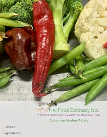 Vibrant veggies ready to cook