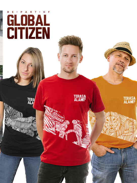 Be Part of Global Citizen