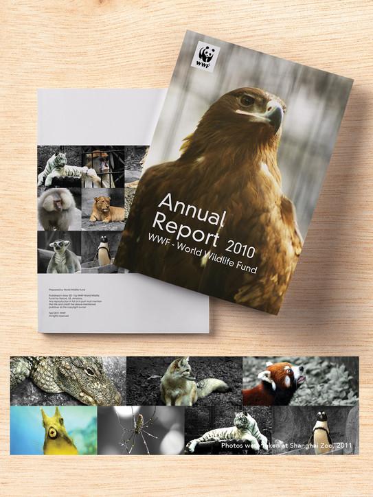 World Wildlfe Fund - Annual Report