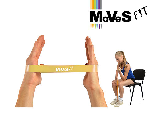 MoVeS F!T Loop | 30x25cm | 10 Pack