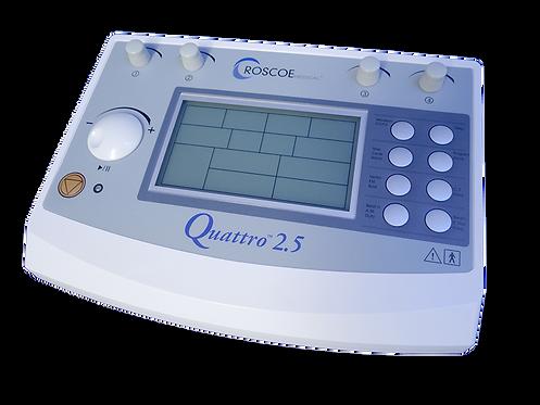 QUATTRO 2.5 (Electroestimulador 4 Canales)