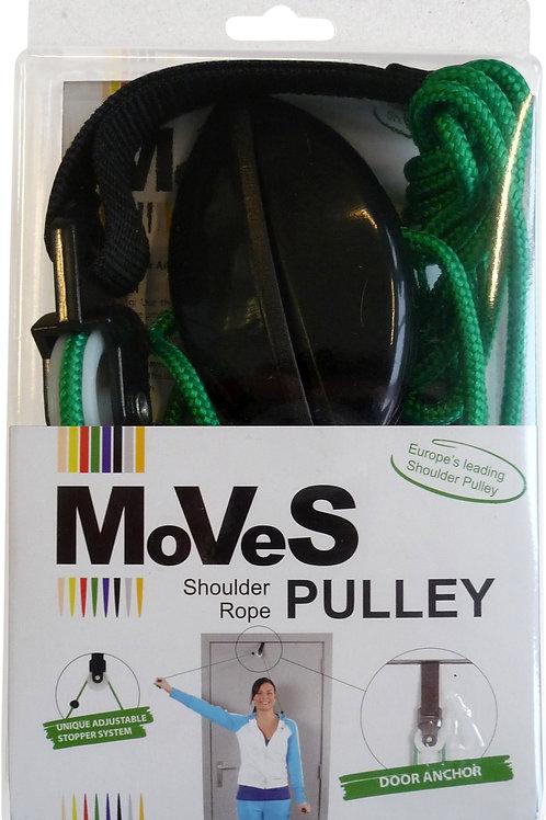 MVS-Band Shoulder Tube Pulley