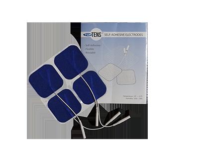 Electrodos Cuadrados 5X5cm