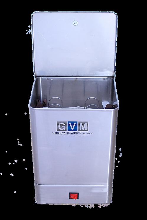 GVM Compresero De Acero Inoxidable De 4, 8 y 12 Compresas