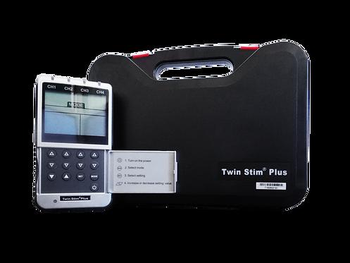 Electroestimulador TWIN STIM 2a Edición 4 Canales 2 Corrientes (TENS, EMS)