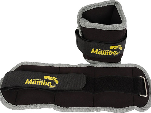 Mambo Max Wrist & Ankle Weights