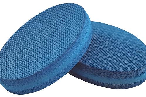 Mambo Max Balance Pad   Oval   37 x 22 x 6 cm   Blue