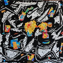puzzle 4 - 80x80 cm