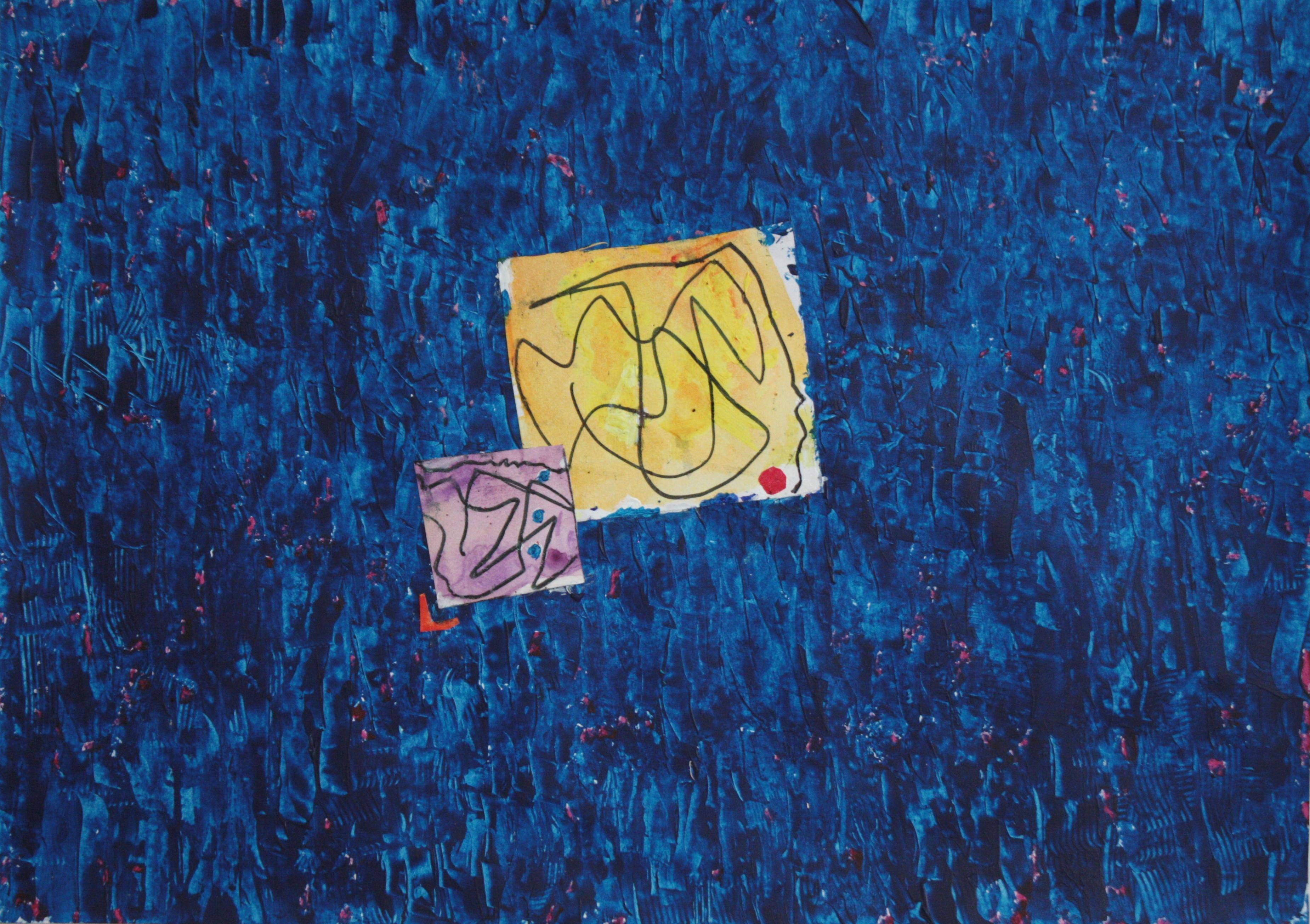arabesques - 42x29,5cm