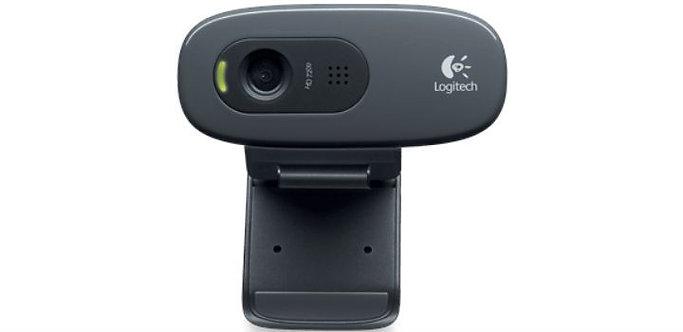 Logitech - HD WEBCAM C270
