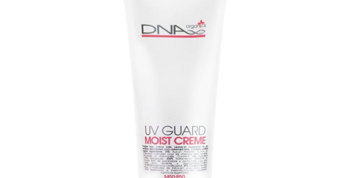 DNA Luxury Organics UV Guard Moist Creme 200ml
