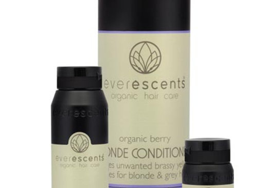 Everescents Organic Blonde Conditioner 250ml / 1000ml