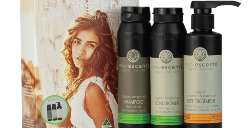 EverEscents Bergamot Gift Pack