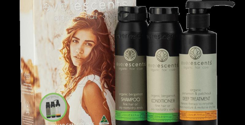 Everescents Organic Bergamot Gift Pack