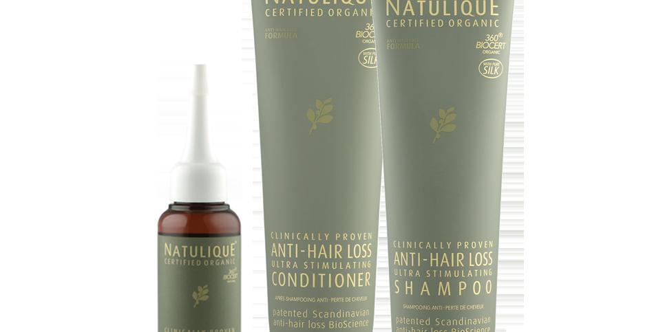 Natulique Organic Anti-Hair Loss System