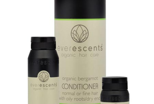 Everescents Organic Bergamont Conditioner 250ml / 1000ml