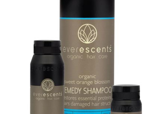 Everescents Organic Remedy Shampoo 250ml / 1000ml