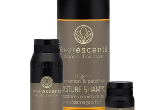 Everescents Organic Moisture Shampoo 250ml / 1000ml