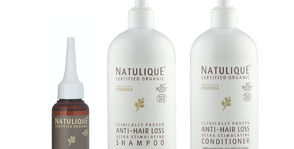Natulique Organic Anti-Hair Loss System Large