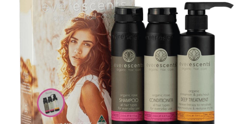 Everescents Organic Rose Gift Pack