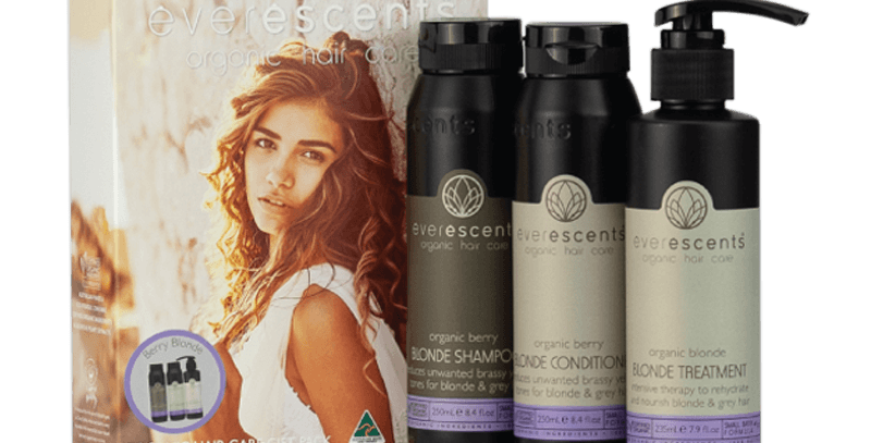EverEscents Berry Blonde Gift Pack