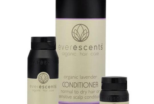 Everescents Organic Lavender Conditioner 250ml / 1000ml