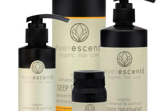 Everescents Organic Deep Treatment 235ml / 450ml / 1000ml