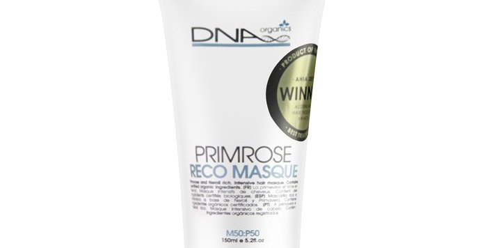 DNA Luxury Organics Luxury Primrose Reco Masque 150ml / 500ml