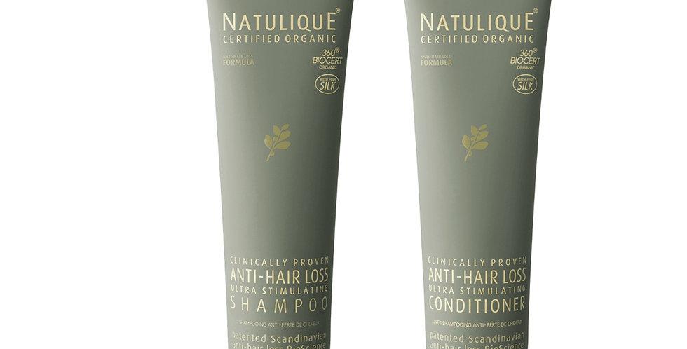 Natulique Organic Anti-Hair Loss 150 ml Duo